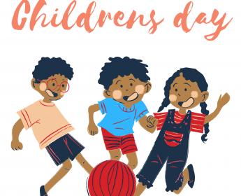 Happy Children's Day! / Wszystkiego najlepszego zokazji Dnia Dziecka!