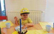 Jeżyki- Urodziny Bartusia// Hedgehogs- Bartek's Birthday Party