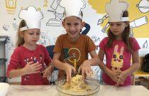 Żabki – Zajęcia kulinarne 🥐 / Frogs – Cooking workshop 🥐