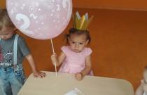 Liski  2 urodziny Karolinki