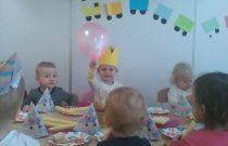 PSZCZÓŁKI – 2 urodziny Hani :)