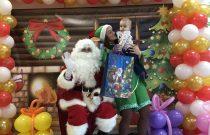 MISIE – wizyta Świętego Mikołaja